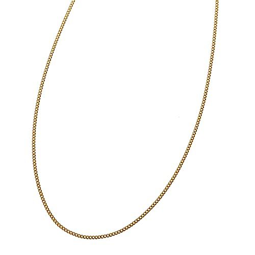 SmileSweety 18金 喜平ネックレス 45cm 日本製 K18 18K イエローゴールド ゴールド 18金ネックレス