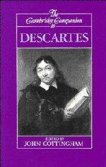 Cambridge Companion to Descartes (Cambridge Companions to Philosophy)