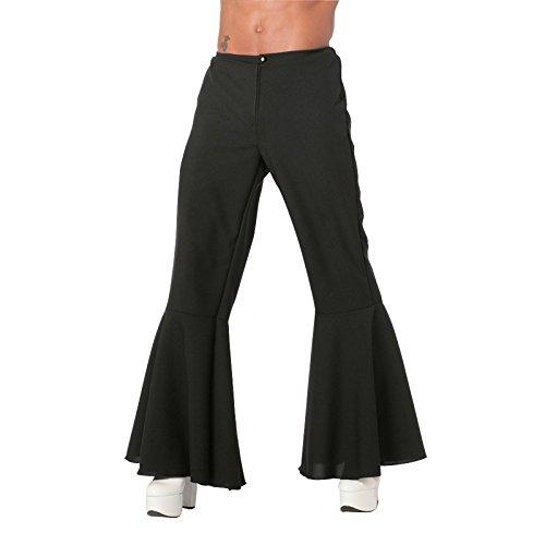 Wilbers - Cs925119/50 - Pantalon Noir Patte Def Elastique Taille 50 M
