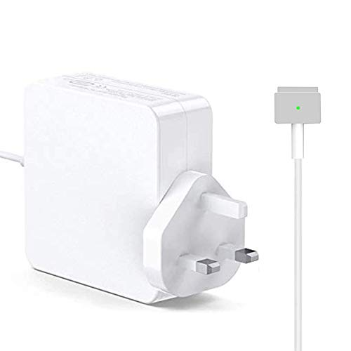 Homesuit Compatible with Mac Book Air Charger, Replacement 45W T-Tip Power Adapter Magnetic Connector Charger for Mac Book Air 11-inch/13-inch (After Mid 2012)