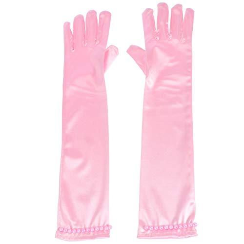 PRETYZOOM - Running-Handschuhe für Mädchen in Rosa, Größe 36,5 × 8 cm