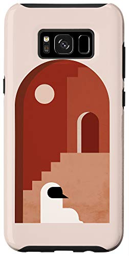 Galaxy S8+ Abstract Frenchie Boho Case