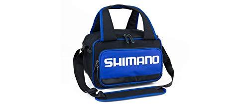 agc Borsa Shimano Allround Tackle Bag+Shimano Fodero Portacanne all-Round Double