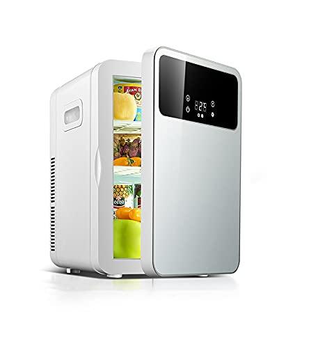 SANLAIHGJY Refrigerador Portátil De 22L para Bebidas, Aperitivos, Cervezas, Refrigeración Refrigerador Doméstico Coche Pequeño Dormitorio De Estudiantes Refrigerador Portátil De Mano