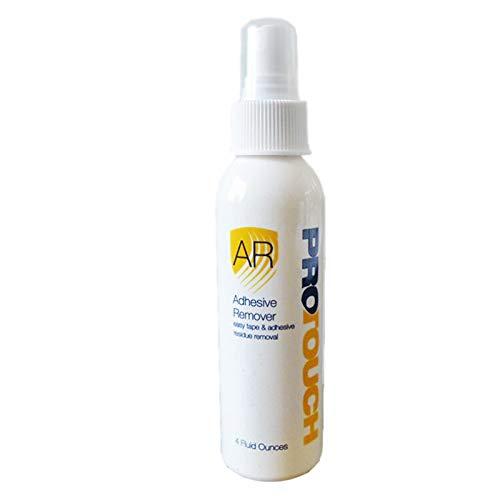 AR Pro Touch Lijm Lijm Oplosmiddel Remover Mannen Haarsysteem Vervanging Toupetje Haarverlenging Pruik Bundels Sluiting Kant Frontale 4OZ(120ml)