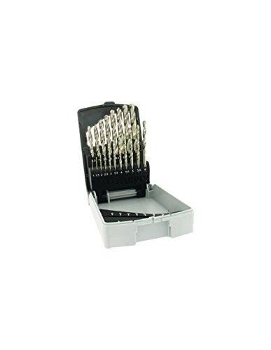 Tivoly 11451070015Drill Set HSS Metals