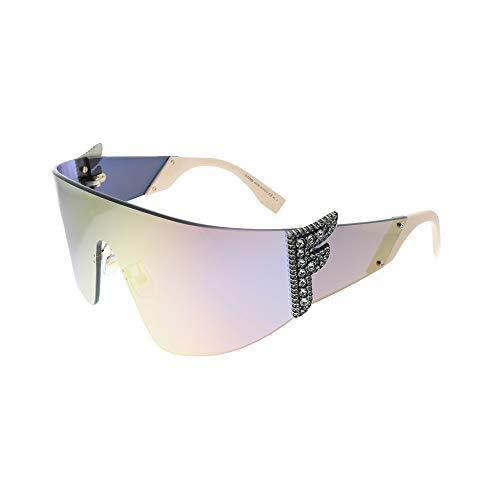 FENDI Gafas de Sol FREEDOM FF 0382/S PINK/GREY PINK 99/1/120 mujer