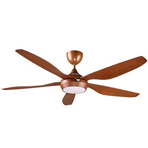 reiga 54' DC Motor Modern Ceiling Fan with 3 Colors Change...