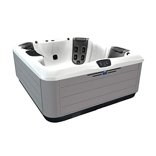 Villeroy & Boch Whirlpool R6L Black & White Edition Comfort Line für 5 Personen