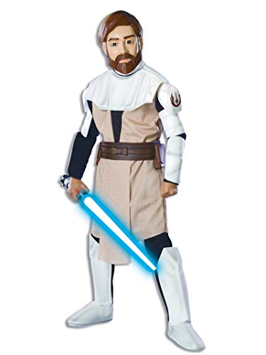 Déguisement Obi-Wan Kenobi™ de luxe garçon Star Wars™ - 8 à 10 ans