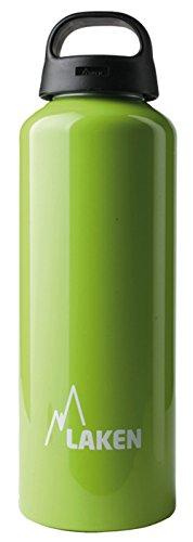 Laken Botella de Aluminio 0,75L Verde Classic (Boca Ancha)