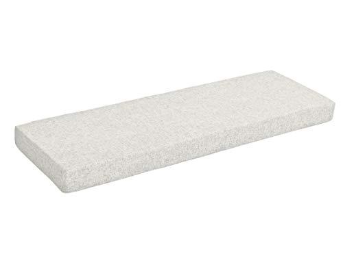 Sincere Cojines de sofá de tamaño personalizado, almohadilla de meditación interior, funda extraíble incluida, cojines de reacondicionamiento de sofá tatami