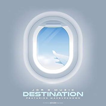 Destination (feat. Makevpknown)