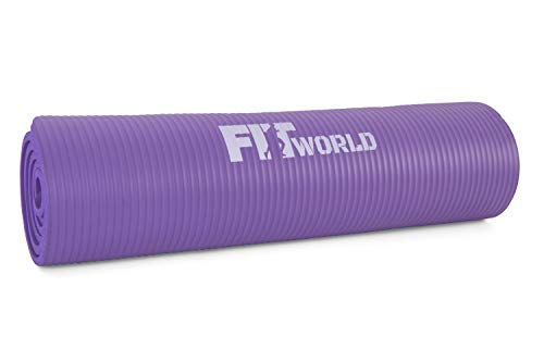 fitworld workout mats for home