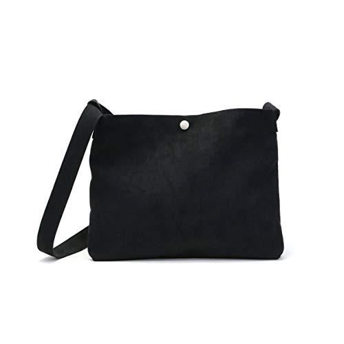 [クリード]Creed F-2 shoulder bag S サコッシュ 456C07 ブラック/10