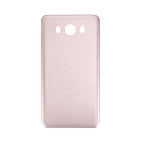 Reemplazo extraíble IPartsBuy for Samsung Galaxy J7 (2016) / J710 batería cubierta trasera de accesorios (SKU : Sas7414jl)