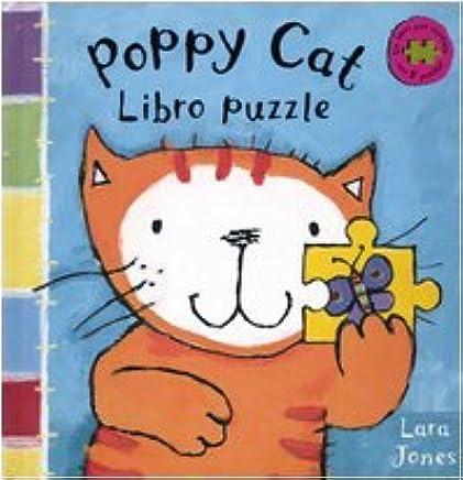 Poppy Cat. Libro puzzle