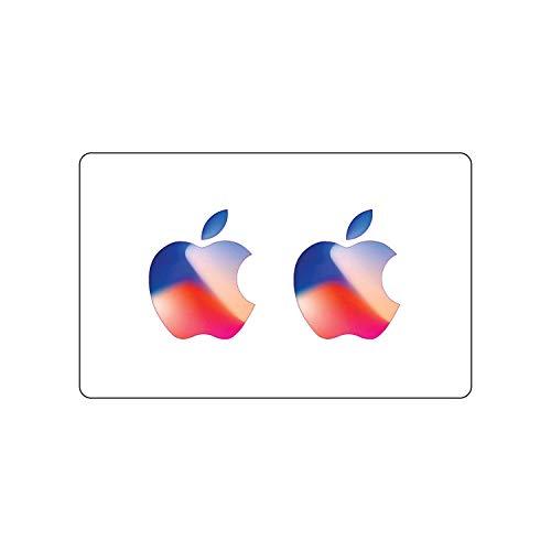 Lsmaa Pack van 2 Apple Logo Sticker | MacBook Retro Decal | iPhone Special Event Design (MacBook - no Light, Retro) Special