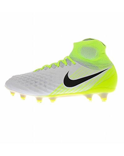 Nike Magista Obra II FG Cleats [White] (10)