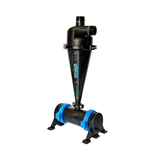 WaterShop Filter Hydrocycloon ø 3 inch scheidingswand zand 30FLI310 zwart