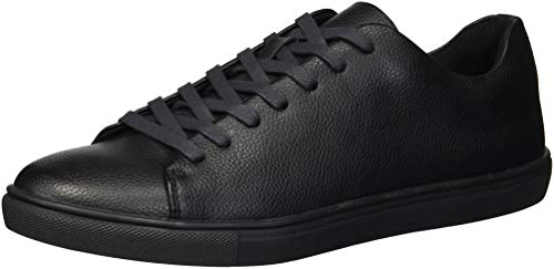 Kenneth Cole Unlisted Men's Stand Sneaker, Black, 10.5 M US