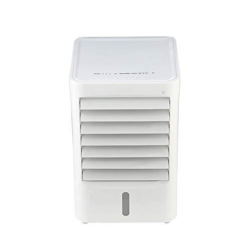 Klimagerät Klimagerät Mobile Klimaanlage Luftkühler Verdunstungskühler Befeuchtung Sreinigung Remote-Timing 4L Großer Wassertank (Color : Mechanical)