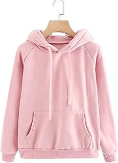 Khhalisi Women's Full Sleeves Hoodie Sweatshirt