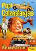 Pippi calzaslargas: las vacacionesde pippi ***DVD***