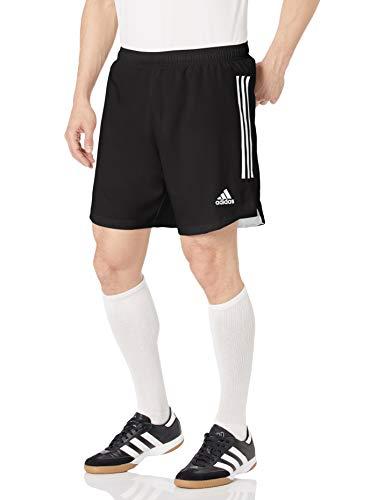 adidas mens Condivo 20 Shorts Black/White X-Large