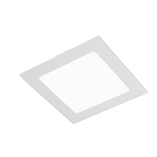 CristalRecord Downlight LED Novo, 12 W, Blanco, Mediano