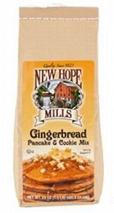Gingerbread Pancake amp Cookie Mix 15 Pounds by New Hope Mills