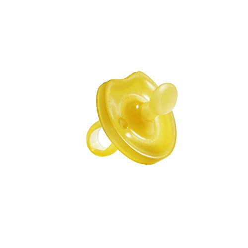 Natursutten BUTTERFLY Ortho Small Natural Rubber Pacifier, Butterfly Orthodontic, 0-6 Months