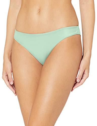 RVCA Damen SOLID Cheeky Bikini Bottom Bikinihose, Mint, Small