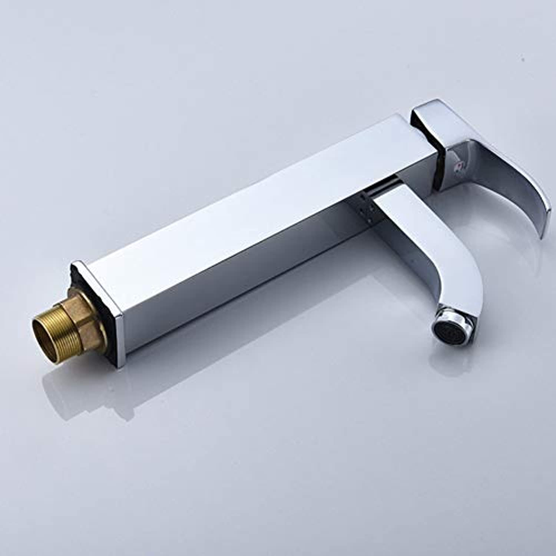 Xiujie Faucet Single Hole Faucet Basin Basin Single Faucet Bathroom Cabinet Faucet Hot and Cold Faucet