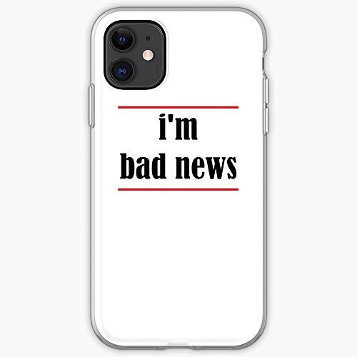 Drip Lips Mouth Vampire Teeth News Im Bad Einzigartiges Design Snap/Glass Phone Case Cover fur iPhone, Samsung, Huawei - TPU Stoßfester Innenschutz