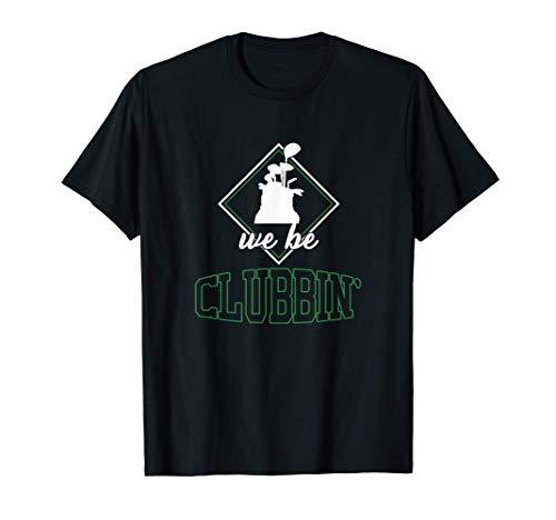 Golfclub Golfspieler Golf Golfschläger Golfen Caddy Geschenk T-Shirt