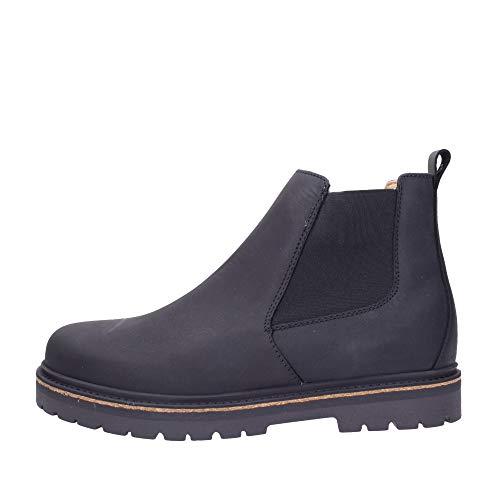 BIRKENSTOCK Unisex Erwachsene Boots Stalon Nubukleder normal