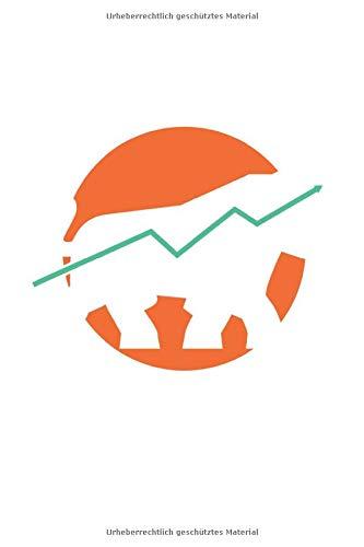 In Aktien An Der Börse Investieren Notizbuch: Bullenmarkt Aktien Börse Aktienmarkt Buy Hold als Geschenkidee als Planer Tagebuch Notizheft oder Notizblock 6x9 DIN A5 120 Seiten | Liniert