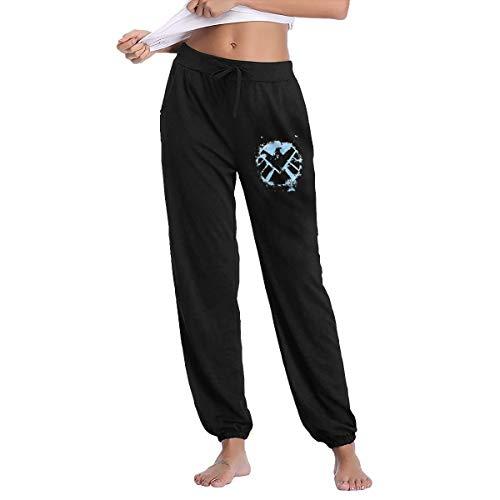 Cml519 Agents of S.H.I.E.L.D. Women's Sweatpants,Sweatpants for Women's