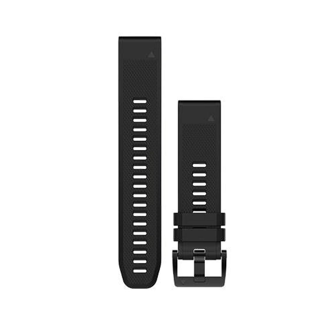 ジョガートークン消毒するGARMIN(ガーミン) ベルト交換キット fenix5用 Black 010-12496-08