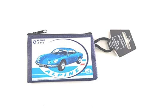 Les Collections - Monedero Retro Alpine A110 (11,5 x 8 cm)