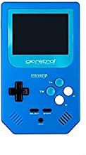 Go Retro Portable NES SNES SFC SEGA 250 games Build In Handhold System - Blue