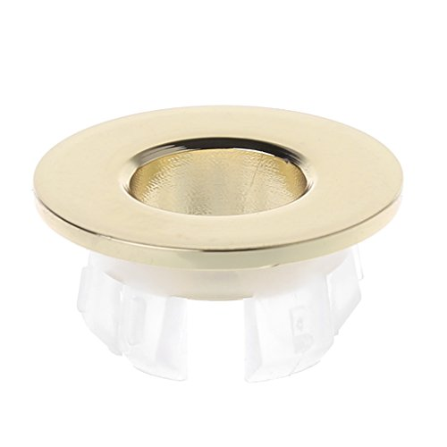 peng badkamer wastafel wastafel overloop cover messing zes-voet ring invoegen vervanging