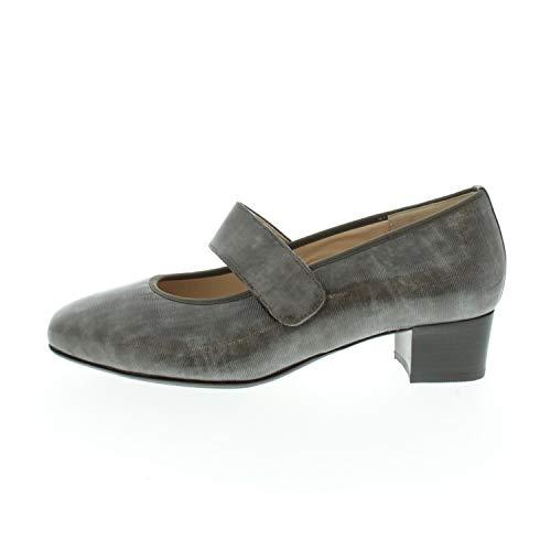 HASSIA Shoe Fashion Evelyn J Taille - Marron - Tabac, 40 EU