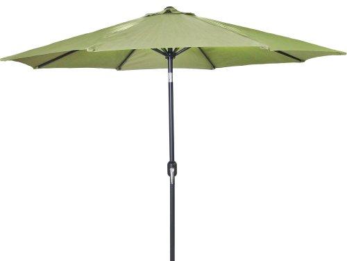 Jordan Manufacturing Steel Market Umbrella Olive