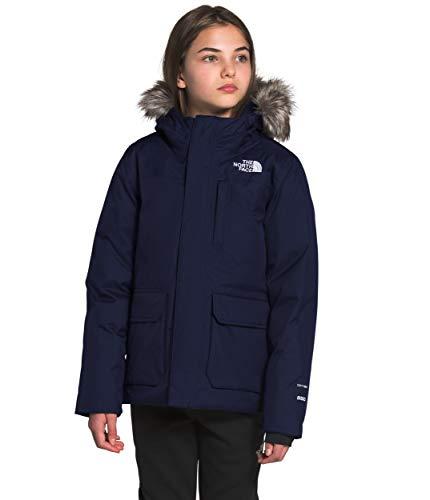 The North Face Kids Girl's Greenland Parka (Little Kids/Big Kids) TNF Navy XS (6 Little Kids)