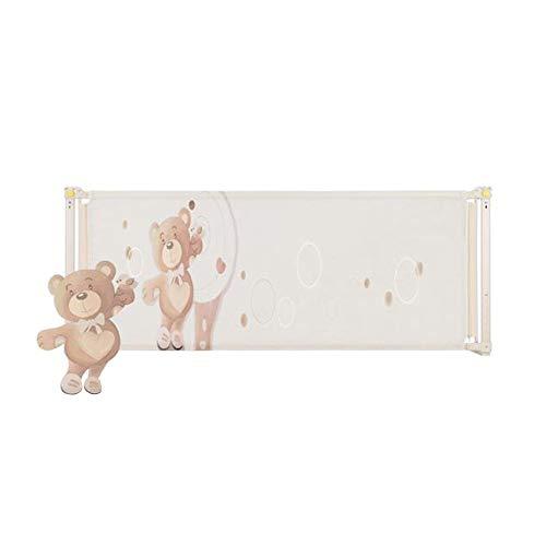Bed Rails NAN Liang baby säng Leitplanke, krustång Cartoon natt tång anti-fall-universalsäkerhetsskiljevägg – 1,2/1,5/1,8/2,0 m (storlek: 1,2 m)