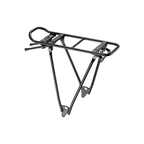 Racktime Gepäckträger Fold-it fix 28 Zoll, black, One Size