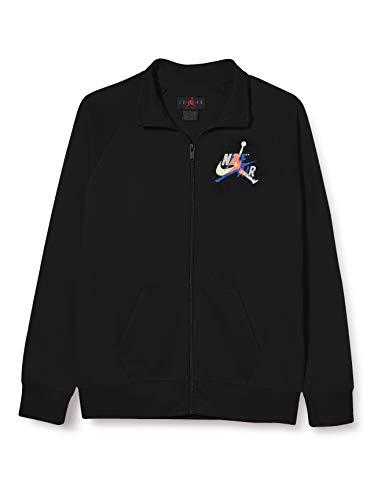 Nike Jumpman Classic Iii Suit JKT Sportjacke für Kinder 2XL Schwarz