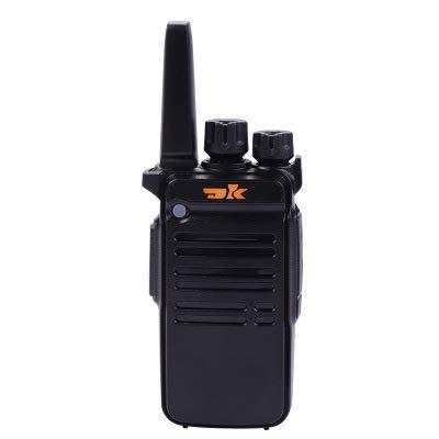LUOLIN Mini walkie-Talkie máquina pequeña Alta Potencia Hotel Restaurante barbería Tienda Propiedad KTV walkie-Talkie par